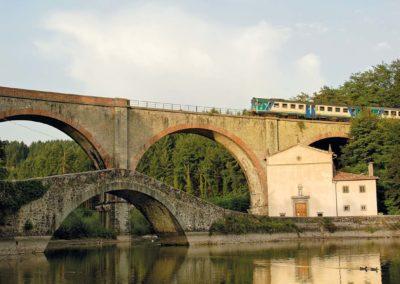 treno lago pontecosi